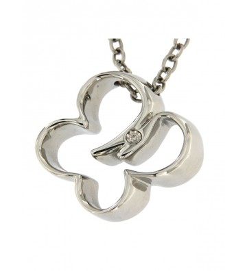 Lucid Steel Necklace with...