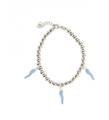 5MM Ball bracelet with...
