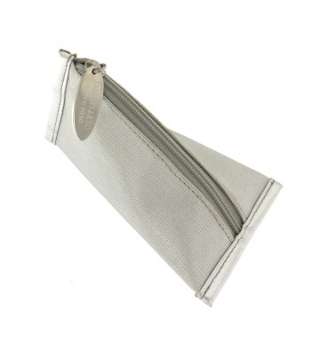 Silver Fabric Key holder...