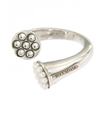 Brass Women's Ring with...