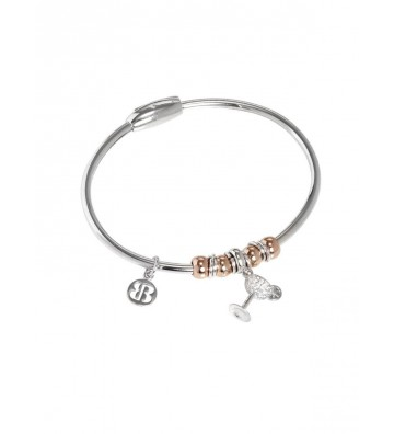 Bracciale Boccadamo in Bronzo con Cocktail XBR337