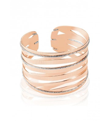 Bracciale Stroili Bangle in Bronzo Bicolor 1661058