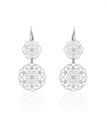 Earrings Stroili pendants...