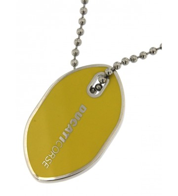 Ducati Corse necklace with...