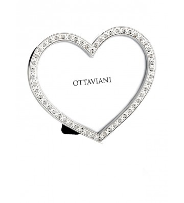 Silver Metal Ottaviani with...