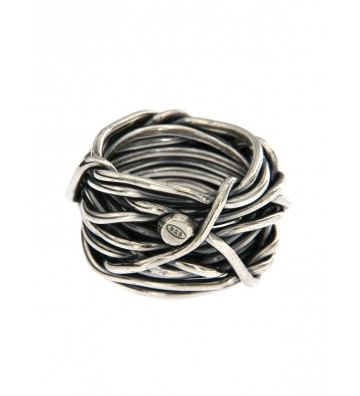 Silver Ring 925/000 Wire of...