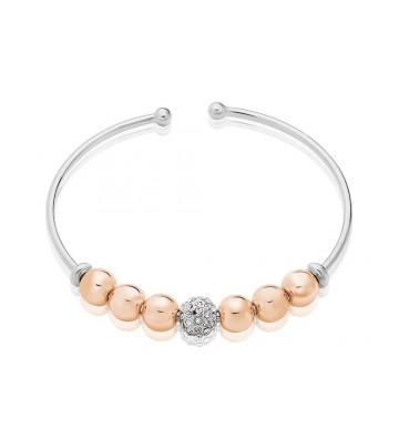Stroili Bangle In Bicolor...