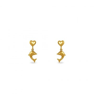 Stroili Gold Earrings in...