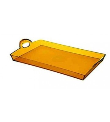 Yellow Guzzini Tray...