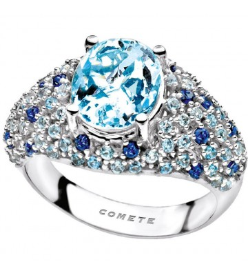 Ring Woman Jewelry Comete...