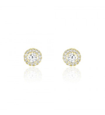Stroili Gold Earrings 9 kt...