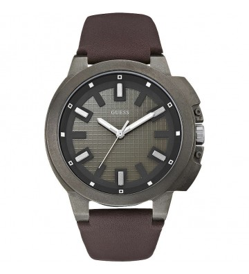 Men's Time-Only Watch Guess...