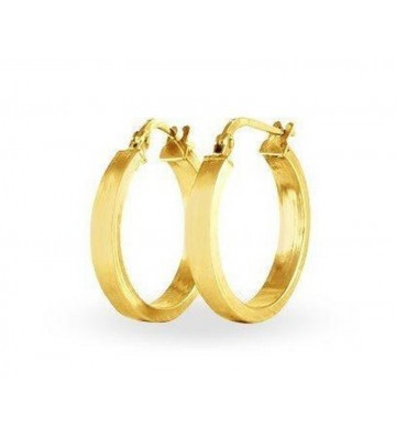 Stroili Gold Hoop Earrings...