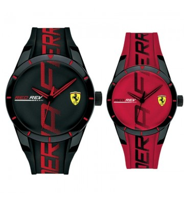 Set box Due orologi Ferrari...