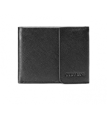 Two-tone leather wallet 87601