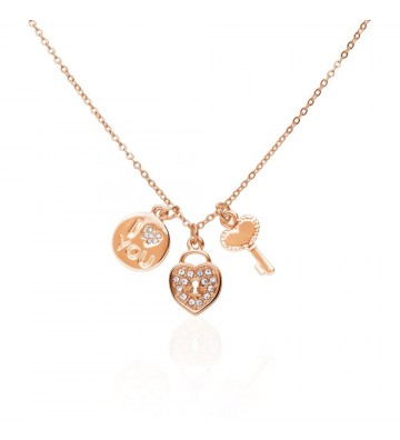 Women's necklace STROILI in...