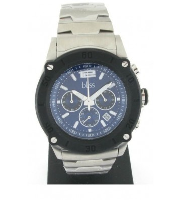 Clock Chronograph Man Bliss
