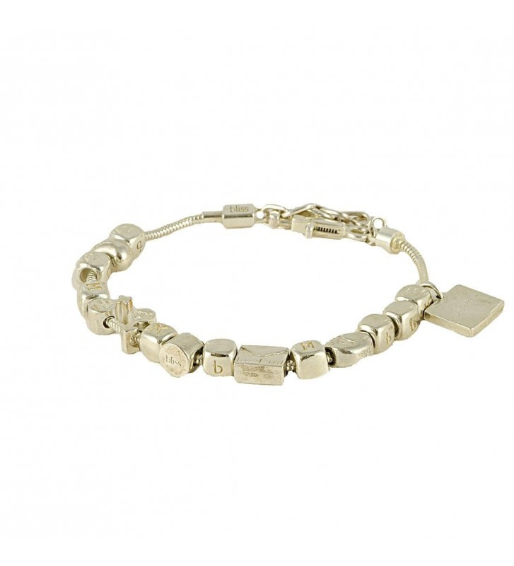 Bracciale Bliss In Argento Con Diamante