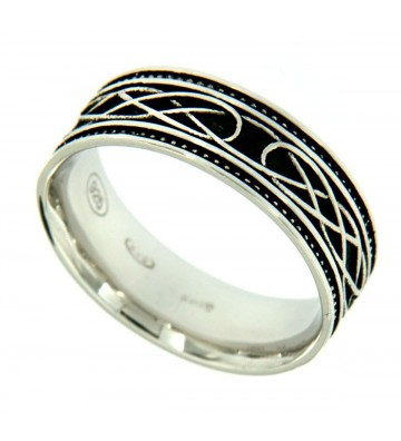 Silver Band Ring 925/000...