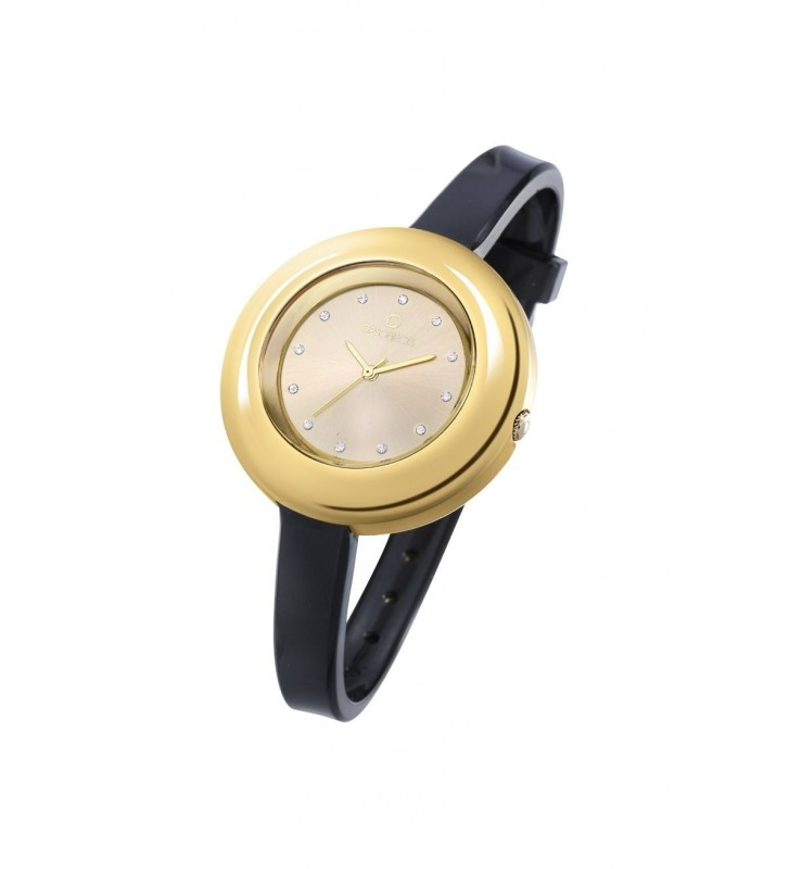 Orologio Ops Objects Modello Lux Gold OPSPW-323