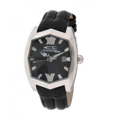 Watch Men Chronotech Black...
