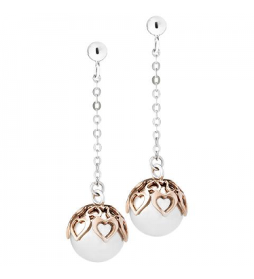 Mya Boccadamo earrings with...