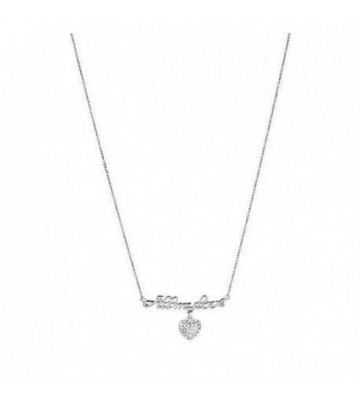 Women's necklace Liujo Ag...