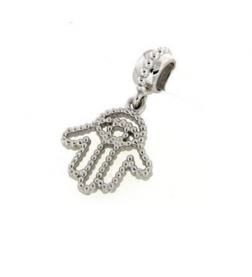 Charm Love in silver for...