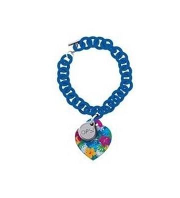 BRACCIALE OPS TROPICAL BLU SCURO