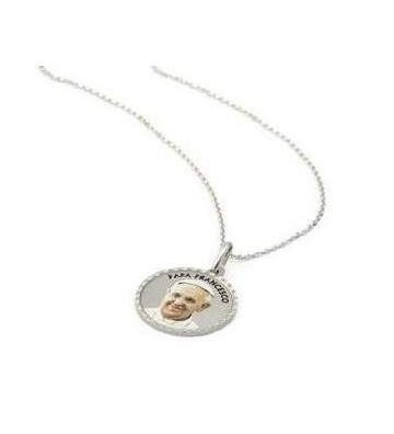 Necklace with medal of Pope...