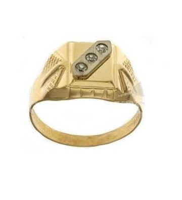 RING FOR MEN GOLD 18 CT....