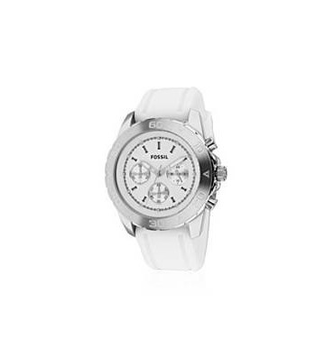 White Woman Watch FOSSIL