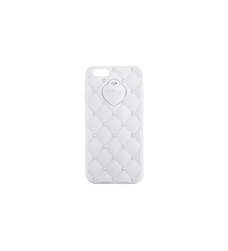 ACCESSORI : OPSCOVI5-11 COVER OPSOBJECTS IPHONE 5/5S CELESTE