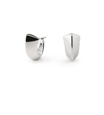 WHITE GOLD EARRINGS 18 CT...