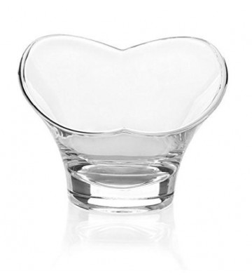 Love candle holder in pure...
