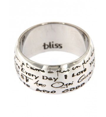 Band ring Bliss Jewelry...