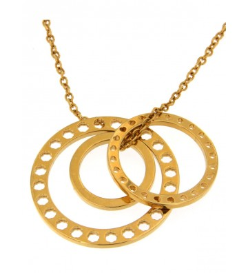 Gold Bronze Bliss necklace...