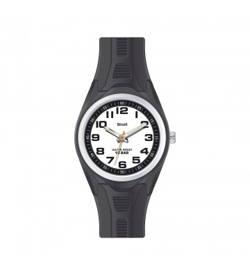 Stroili Watch Solo Tempo In  Silicone