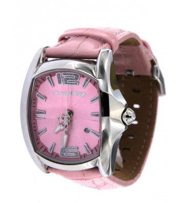 Woman watch Chronotech Time...
