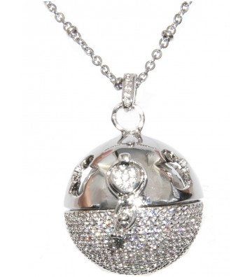 Call Angels necklace with...