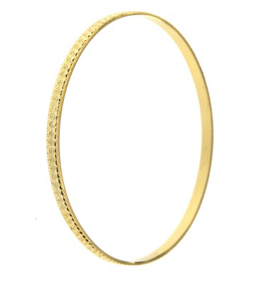 copy of Bracciale Tennis Dorato in Argento 925/000 Zirconia Cubic Bianchi 3 MM
