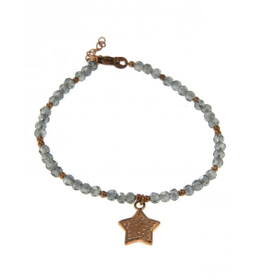 Silver bracelet 925/000 and...
