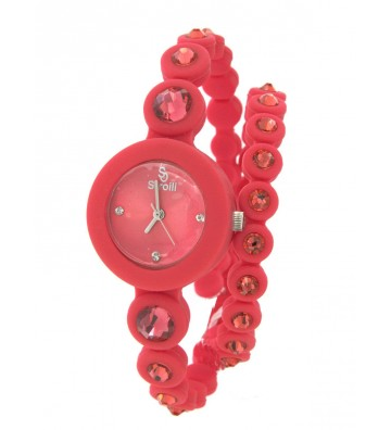 Silicone Time Only Clock...