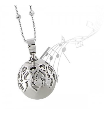 Necklace Calls Angels With...