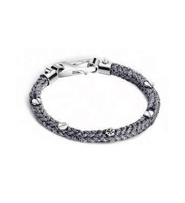 Woman's bracelet Molecole Grey