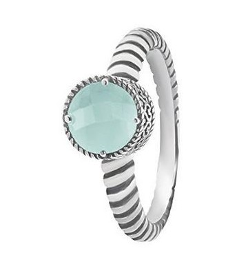 Silver Stone Ring 925/000...
