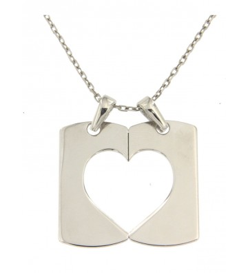 Double Silver Necklace...