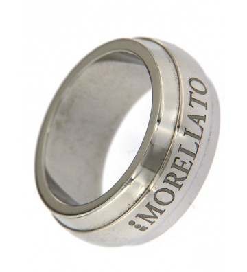 Steel Morellato ring...