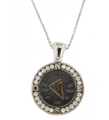Steel necklace with Pendant...