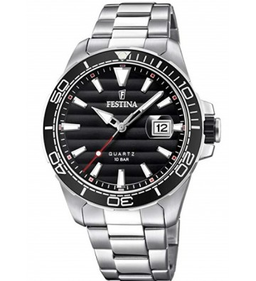 Watch Only Time Man Festina...
